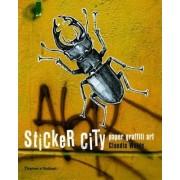 Sticker City by Claudia Walde