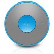 Philips GoGEAR MP3 player, MiniDot 2GB, цвят: син - SA5DOT02BN