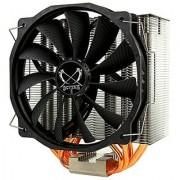 Scythe ASHURA CPU Cooler for LGA 2011/1366/1156/1155/775 and Socket FM2/FM1/AM3+/AM3/AM2+/AM2 (SCASR-1000)