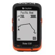Bryton Rider 530 T GPS Fahrradcomputer+Herzfrequenz+Trittfrequen GPS