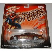 Johnny Lightning Ultimate Marvel Untold Tales of Spider-man #1 '97 Ford Taurus Stock Car die-cast 1:43 scale Limited Edition