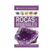 Libro ROCAS Y MINERALES. GUÍAS DE LA NATURALEZA. Ediciones Omega