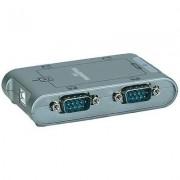 USB 2.0 adapter D-SUB 9pól Manhattan (986367)