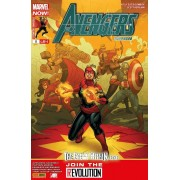 "( The ) Avengers Universe N° 8 : "" L'ennemi Intime ( 2/3 ) "" ( Captain Marvel - Avengers Assemble - Fearless Defenders - Indestructible Hulk - Thor : God Of Thunder )"