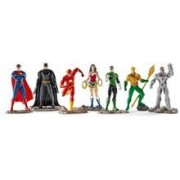 Set Figurine DC Comics Schleich The Justice League Big Set