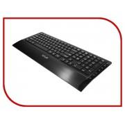 Клавиатура Delux DLK-1900UB Black
