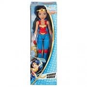 DC Super Hero Girls DMM24 - Bambola Wonder Woman Basic Super Hero