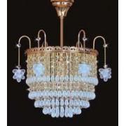 Pendant crystal chandelier 6080 01/02-3635S