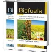 Biofuels, Two-Volume Set by Syed Shams Yazdani
