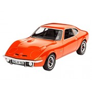 Revell 67680 - Model Set Opel GT in scala 1: 32, Modellino, accessori