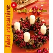 Coroniţe de Crăciun - Idei Creative 23.