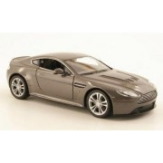 2010 Aston V12 Martin Vantage Grey 1/24 by Welly 24017