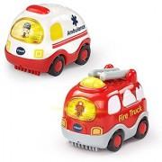 VTech Go! Go! Smart Wheels - Emergency Vehicles 2-pack