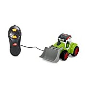Dickie-Spielzeug 203733000 - Shovel Tractor Farm Tractor with Shovel - Multicoloured