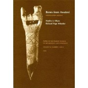 Olson: Bones from Awatovi: No 1 the Faunal Analy Sis:No 2 Bone & Antler Artifact (Pr Only) by SJ OLSON