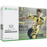 Consola Microsoft Xbox One S 500GB + FIFA 17 + 1 luna acces EA