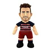 "Bleacher Creatures BC10REPLGP/BAR 10-Inch ""FC Barcelona Gerard Pique Bleacher Creature"" Plush Figure"