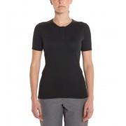 Giro Ride Crew Shirt Women with Pockets black XL Velotrikots kurz sportiv