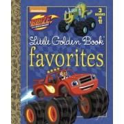 Blaze Little Golden Book Favorites (Blaze and the Monster Machines)