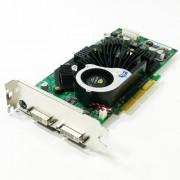"HP nVidia Quadro FX3000, AGP 8 x, 256 MB DDR SDRAM, 2 x DVI-I """