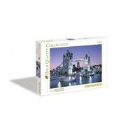 Clementoni - 33527 - Puzzle Collection High Quality 3000 pièces - Tower Bridge - Londres