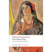 Four Major Plays by Federico Garcia Lorca