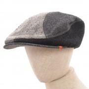 【セール実施中】【送料無料】マルチツィードハンチング 帽子 5422343-023 チャコール