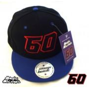 Michael van der Mark Official blue black cap 2017