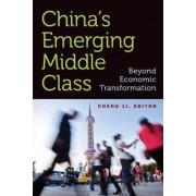 China's Emerging Middle Class by Li Cheng