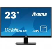 Ecran 23' LED - ProLite XU2390HS-1 - 1920 x 1080 pixels - 5 ms - Format large 16/9 - Dalle IPS - HDMI - Noir
