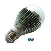 Bec LED Economic cu LED 5W Soclu E27