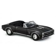 Hallmark Kck1017 1:24 Scale Black 1967 Chevrolet Camaro Ss Model