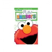 Sesame Street Write-On Wipe Off: Elmos Fun with Numbers (2011)