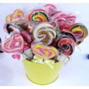 Lollipop Swirl 60g - Triple Choc Rock