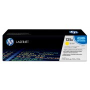 HP LaserJet CP1215/1515 Yellow Crtg Yellow Print Cartridge with ColorSphere toner, for Color ColorLaserJet CP1215/1515/1518 and CM1312 printers