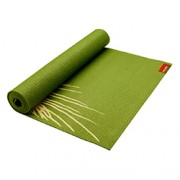 GALLERY COLLECTION YOGA MAT (Autumn Wheat) (24in x 68in x 1/8in) 61cm x 173cm x 3mm