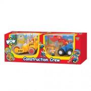 WOW Toys - Construction Crew, coche de juguete (80029)