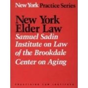 New York Elder Law Handbook by Ellen P. Rozenweig