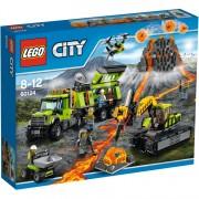 City - Vulkaan onderzoeksbasis