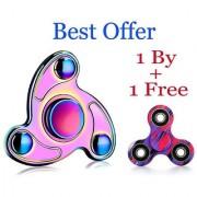 Fidget Finger Spinner Hand Focus Ultimate Spin EDC Bearing Stress Toys