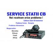 Service Statie CB Emisie - Receptie