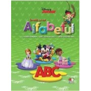Disney - Invata cu noi alfabetul