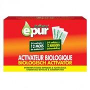 Bioactivator intretinere fosa 1an - 54plicuri de 25gr EPUR, cod 1007800