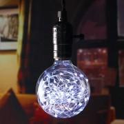 HESSION E27 cosecha globo edison bombillas LED cadena luz blanco frio