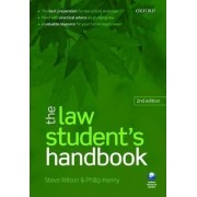 The Law Student's Handbook by Steve Wilson