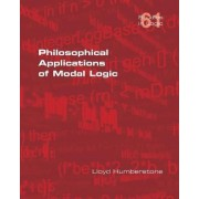 Philosophical Applications of Modal Logic by Lloyd Humberstone