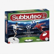 Subbuteo Playset UEFA Champions League Official Edition