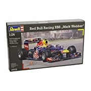 Revell 1:24 Scale Red Bull Racing Mark Webber