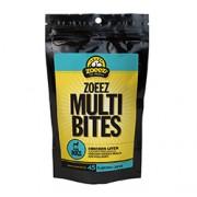 MULTI-BITES Friandises pour CHIENS (Foie de Poulet) 45 Biscuits