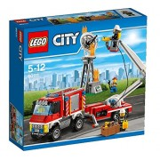 LEGO City - Camión de bomberos polivalente (60111)